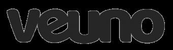 Veuno Logo in Black